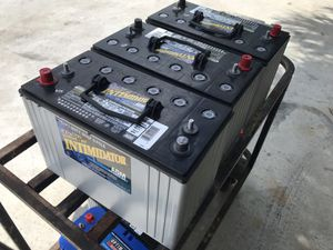 Group 31 AGM sealed battery for extreme power and performance. High cranking. ULTRA Long lasting. Quick charging. Delivery available for Sale in North Miami, FL