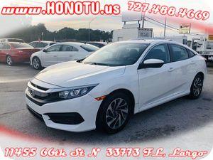 2018 Honda Civic Sedan for Sale in Largo, FL