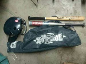 Easton baseball bag set for Sale in San Bernardino, CA