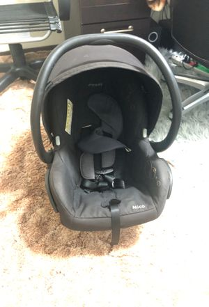 Black maxi-cosi Nicole infant car seat for Sale in Marina, CA