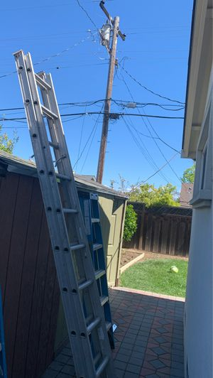 Ladder for Sale in San Jose, CA