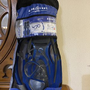 Aqua Lung Sport Adult Snorkeling for Sale in Hondo, TX