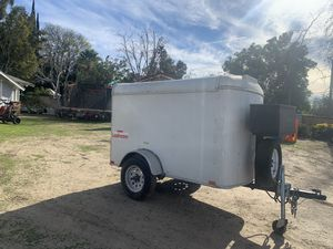 Enclosed trailer 4x6 for Sale in Los Angeles, CA