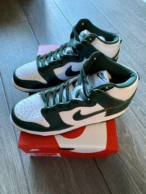 "Nike Dunk High ""Spartan Green"" Sz 10.5 for Sale in Hillsborough, CA"