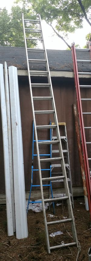 Extendable ladder for Sale in Sanford, NC