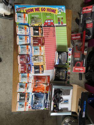 Sylvania, Silverstar, HID, Led bulbs lights for Sale in Roswell, GA