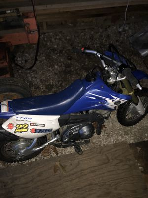 2006 Yamaha 50CC for Sale in Shorewood, IL
