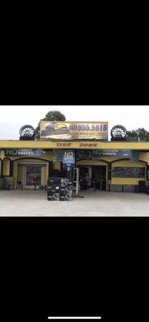Rines/ llantas for Sale in Houston, TX