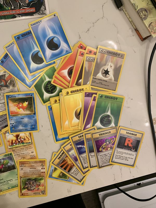 Pokemon card lot