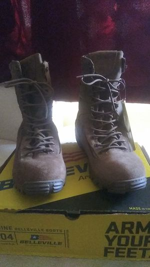Brand New Belleville Military Boots for Sale in Hemet, CA