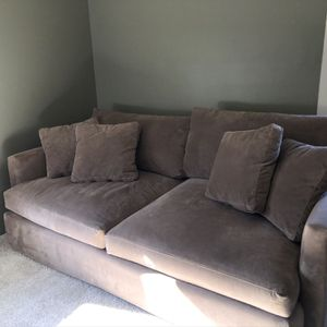 """Crate & Barrel 83"""" Lounge Sofa for Sale in Portland, OR"""