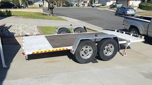 Car hauler trailer for Sale in Fontana, CA