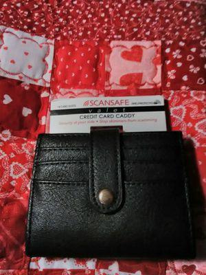 NEW Scansafe Credit Card Wallet for Sale in Carpentersville, IL