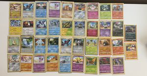 Pokémon cards non holo rares 38 cards total for Sale in San Diego, CA