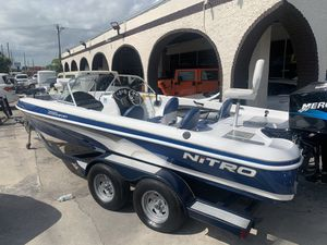 Nitro Bass Boat for Sale in Miami, FL