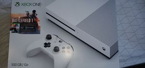 Xbox One s 500gb come with 2 game and controller for Sale in Chevy Chase, MD