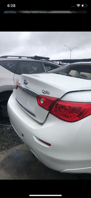 2016 infinity Q50 for part auto for Sale in Chula Vista, CA