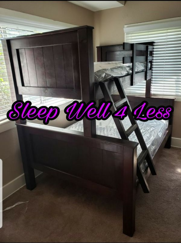 NEW💥TWIN/FULL BUNKBEDS💥MATTRESS'S INCLUDED💥
