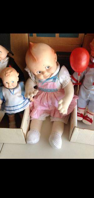 Vintage kewpie dolls for Sale in Parlier, CA