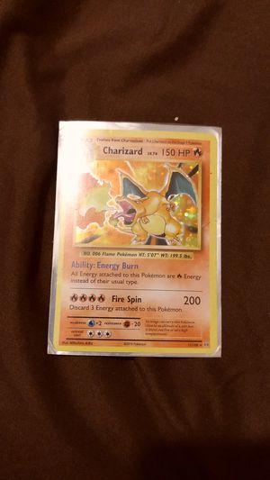 2016 Charizard Pokemon card for Sale in Phoenix, AZ