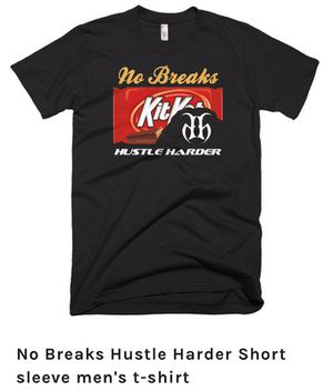 No Breaks! Hustle Harder Tees brand new! for Sale in Tampa, FL