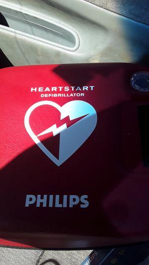 Philip's heartstart Defibrillator for Sale in Kent, WA