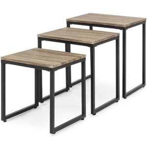 3-Piece Modern Stackable Coffee Table Home Accents Set for Sale in Columbus, OH