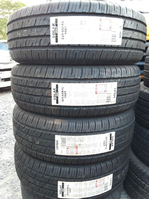 225/65-16 #4 new tires for Sale in Alexandria, VA