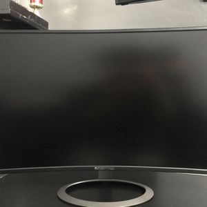 32 Inch Curved Monitor for Sale in Rancho Cucamonga, CA