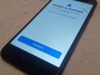 AT&T 32GB Apple iPhone 7 (Black) for Sale in Wichita,  KS