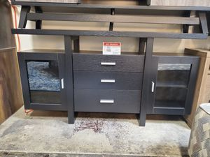 TV Stand Black up to 70 Inch TVs, Black for Sale in Norwalk, CA
