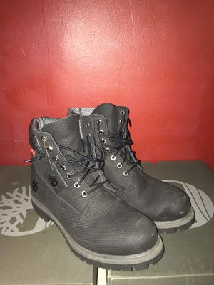Timberland black helcolor boot for Sale in Philadelphia, PA