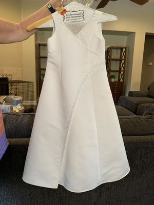 Flower Girl Dress (Size 4) for Sale in Winchester, CA