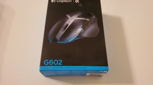 Logitech G602 wireless gaming mouse for Sale in Katy, TX