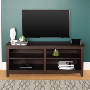 "Tv stand -espresso colour-upto 58"" for Sale in Plano, TX"