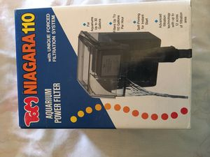 Aquarium power filter for Sale in Gilroy, CA