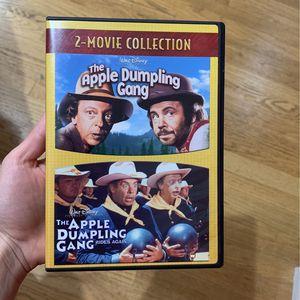 DVD: The Apple Dumpling Gang for Sale in Fairfax, VA