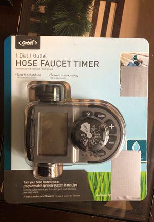 Garden Hose Faucet Timer for Sale in Saint Petersburg, FL