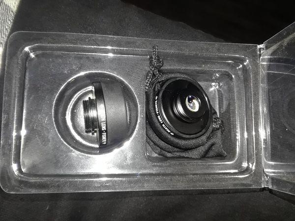 Fisheye death lens