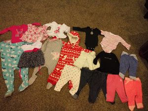 12 months baby clothes for Sale in Salt Lake City, UT