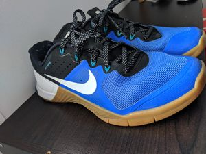 blue nike shoes for Sale in Ooltewah, TN