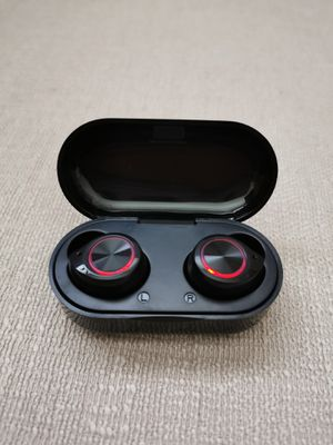 Bluetooth True Wireless Earphone 5.0 Touch Control Earbuds Waterproof Stereo Music Headset for Sale in Industry, CA