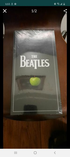 Box Set New! STILL IN PLASTIC! The Beatles Stereo Remastered Stereo Box Set for Sale in Fullerton, CA