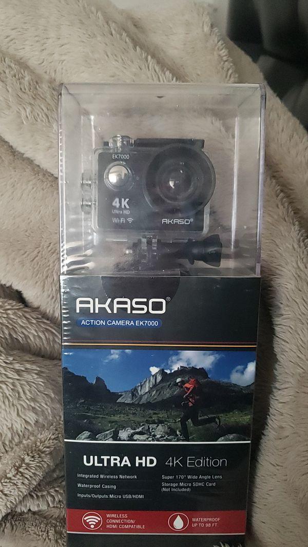 Also action camera
