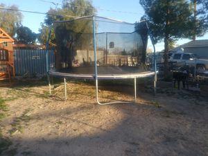 Trampoline 15 fts for Sale in North Las Vegas, NV