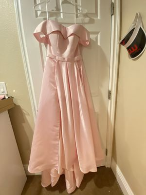 Prom Dress Size Sm Pink for Sale in Las Vegas, NV