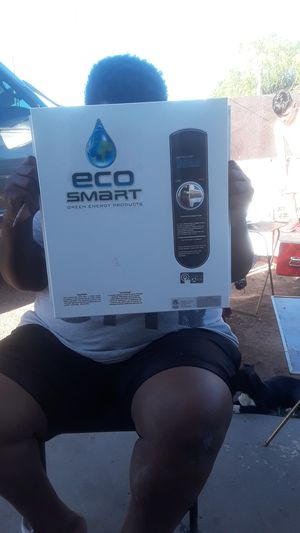 Eco smart hot water heater for Sale in Phoenix, AZ