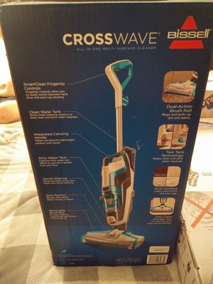 Bissell crosswave multi floor vacuum cleaner for Sale in Downey, CA