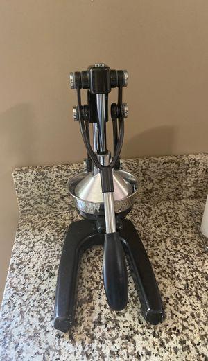 Heavy Duty Manual Orange Juicer for Sale in Bridgeville, PA