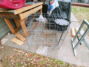 Custom built dog kennel for Sale in Wichita, KS